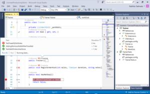 تحميل برنامج البرمجة فيجوال بيسك