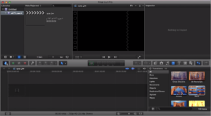 تحميل برنامج فاينال كت برو إكس Final Cut Pro X للايفون