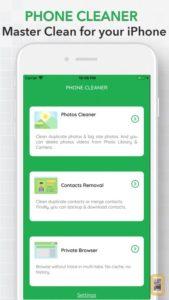 تحميل برنامج تسريع الآيفون من الابل ستور و مسح الذاكرة العشوائية RamMagic Phone Cleaner
