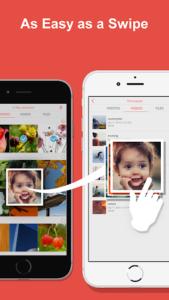 تحميل تطبيق FotoSwipe للاندرويد والآيفون