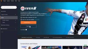 تحميل لعبة فيفا 2019 للاندرويد مهكرة