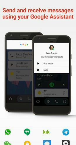 Downloading Android Auto 4.1.590943-