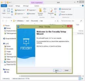 تحميل برنامج فوكس سكاي Focusky كامل مجانا